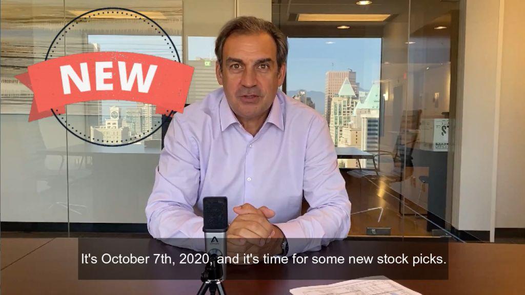 October 2020 Stock Picks