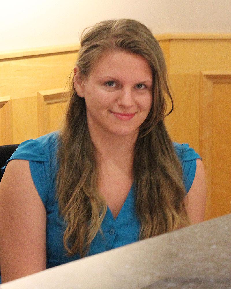 Veronika Jasinski-Moore